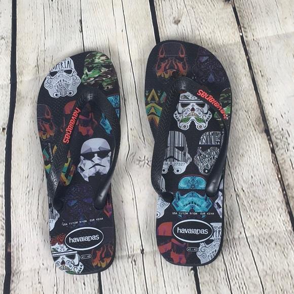 644a5cc9fad2 Havaianas Shoes - Havaianas limited edition Star Wars flip flops